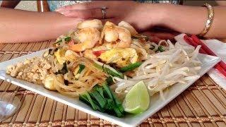 Pad Thai-How To Make Pad Thai-Recipe-Thai Food Recipes
