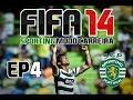 FIFA 14: Sporting Modo Carreira - Episódio #4 - Mercado a Mexer.mp3