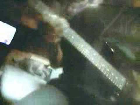 Baptism of fire of Glenn Tipton