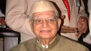 Ex governor ND Tiwari passes away | ఎన్డీ తివారి కన్నుమూత