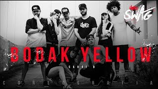 download lagu Bodak Yellow - Cardi B  Fitdance Swag Choreography gratis