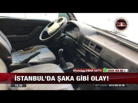 İstanbul'da şaka gibi bir olay  - 24 Kasım 2017