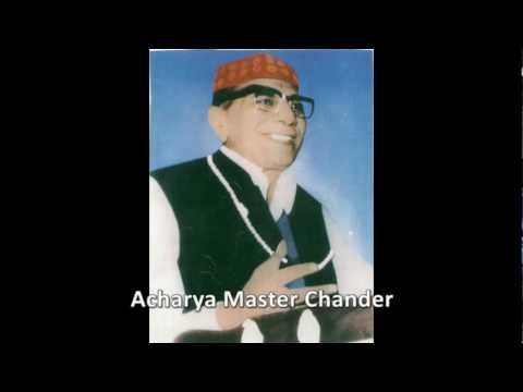 Semi Classical songs by Master Chander Part 1