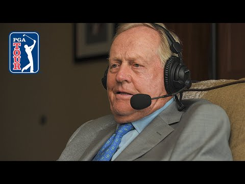 Jack Nicklaus discusses positive COVID-19 result