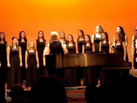 Coro de Camara Feminino da Lee Davis High School