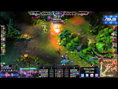 Team SoloMid vs Azubu Blaze - Game 1