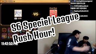 Last day Season 6 Special League RTA Rush Hour (feat. Skit) | ByunJa's Summoners War