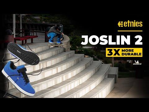 etnies Introduces the Joslin 2 - Clip 02