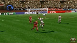 Gameplay: Fifa 98 (Nintendo 64) - Liverpool x Manchester United