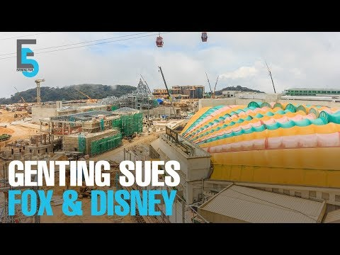 EVENING 5: Genting sues Fox, Disney for over US$1b