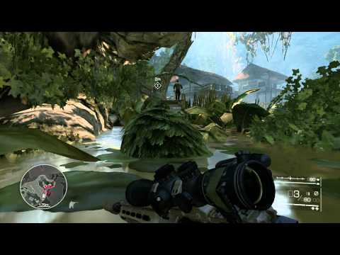 Let&#039;s Play Sniper Ghost Warrior 2 CZECH