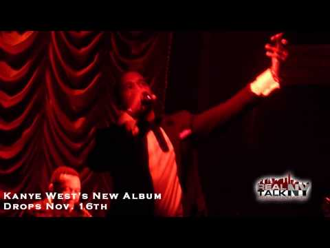 Kanye West Performs Live Fast Die Young, Power & More At Secret NYC Show Music Videos