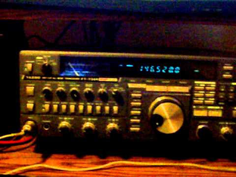 Using Ham Radio Deluxe with the Yaesu FT-736R