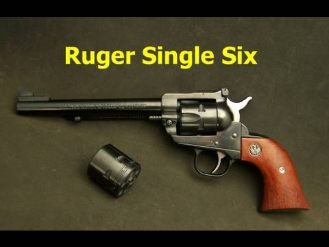 Ruger Single Six Review