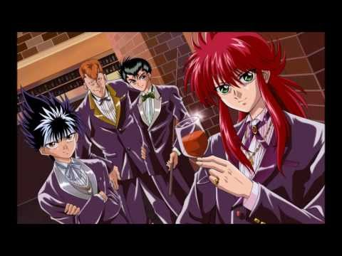 Yu Yu Hakusho Ending 3 Full Unbalanced Kiss video