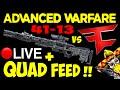 aw quad feed en live contre la faze !! [41-13]