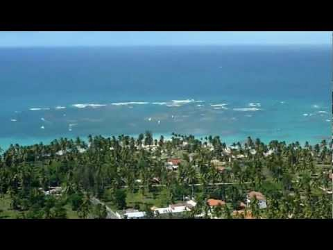 Las terrenas rep. dominic. fantastico panorama HD settembre 2012