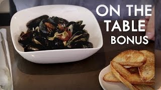 How to Make Mussels with Chorizo with Eric Ripert | On The Table Ep. 8 Bonus | Reserve Channel