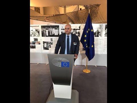 خطاب في زيارة للاتحاد الأوروبي في بروكسل