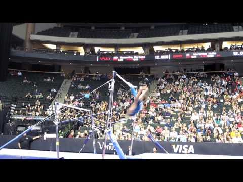 Kennedy Baker - 2011 Visa Championships - Uneven Bars