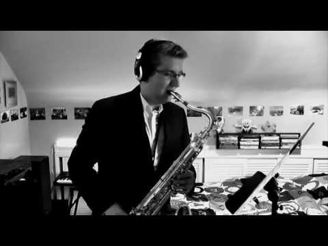 PINK PANTHER SAX  + SHEETS + MP3 HD 1080p