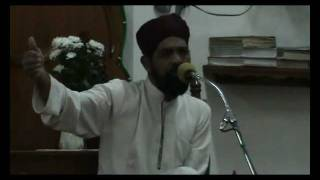 Majlis 7 Muharram 1433 Hijri Hazrat Ali (رضي الله عنه)- Hazrat Hassan (رضي الله عنه) (Part 1)