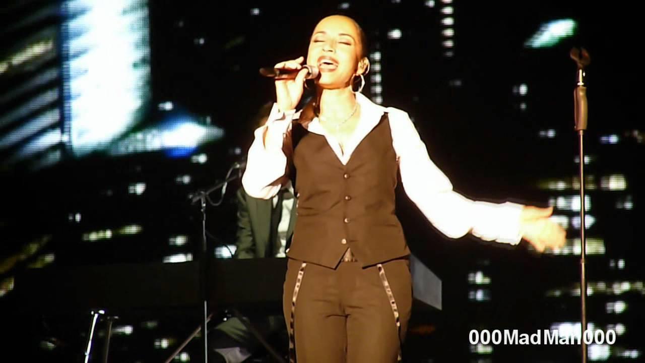 Sade - 01. Soldier of Love - Full Paris Live Concert HD at