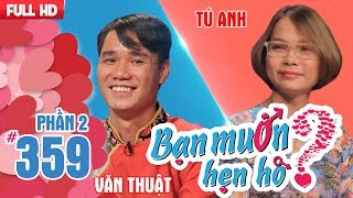 Quyen Linh is annoyed as the lady complains about the smell| Hoang Van Thuat-Tu Anh|BMHH 359