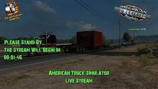 American Truck Simulator | Special Transport | Live Stream | 15/11/18