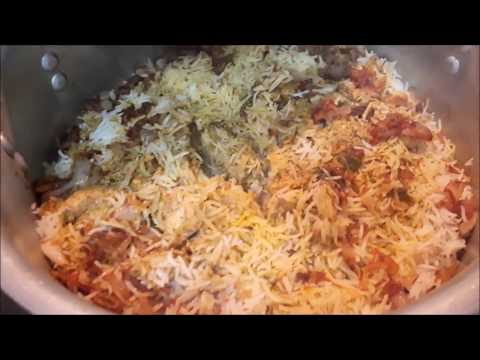World Famous Hyderabadi Pakki Aqni Ki Chicken Biryani l How To Make Authentic Chicken Biryani