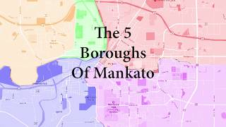 5 Boroughs of Mankato