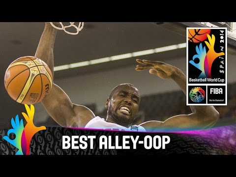 Spain v Egypt - Best Alley Hoop - 2014 FIBA Basketball World Cup