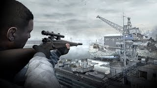 MOST BEAUTIFUL GAME ABOUT WW2 SNIPER ON PC ! Sniper Elite 4