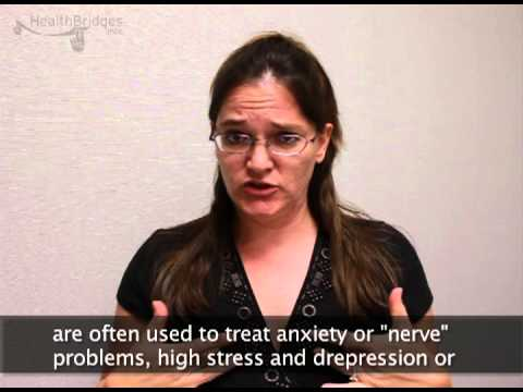 Emotional Health: therapy, social groups and medicines (ASL version)