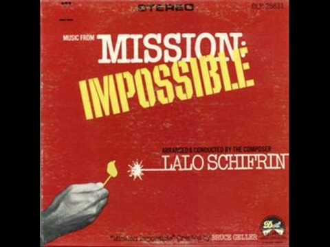 Lalo Schifrin - Mission Impossible Theme