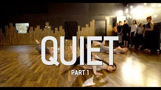 Download Lagu MILCK - Quiet | Blake McGrath Choreography | DanceOn Class - Part 1 Gratis STAFABAND