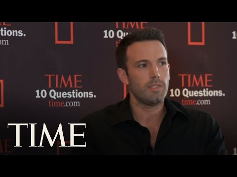10 Questions for Ben Affleck
