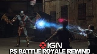 PlayStation All-Stars Battle Royale Live Action Trailer Analysis - IGN Rewind Theater