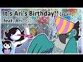 download mp3 dan video Ari's Birthday! (again)