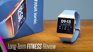 Fitbit Ionic Review - Workouts and Fitness