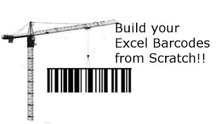 Build Excel Barcode Generator From Scratch