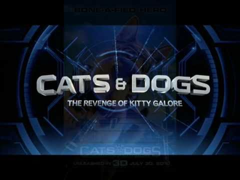 CATS & DOGS: THE REVENGE OF KITTY GALORE  (2010) - Christopher Lennertz - Soundtrack Suite