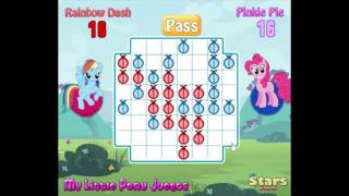 [MLP:FiM] My Little Pony Othello [Gameplay]