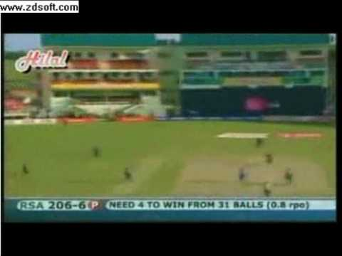Lasith Malinga double hatrick (HD)