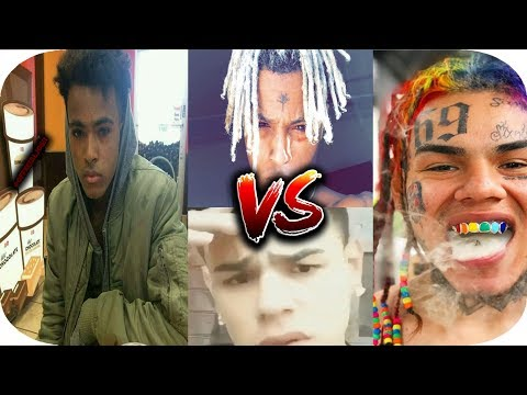 "6ix9ine, Nicki Minaj, Murda Beatz - ""FEFE"" (Official Music Video)"