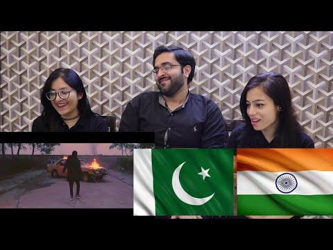 EMIWAY - PAGAL SA RAPPER (OFFICIAL MUSIC VIDEO) | PAKISTAN REACTION