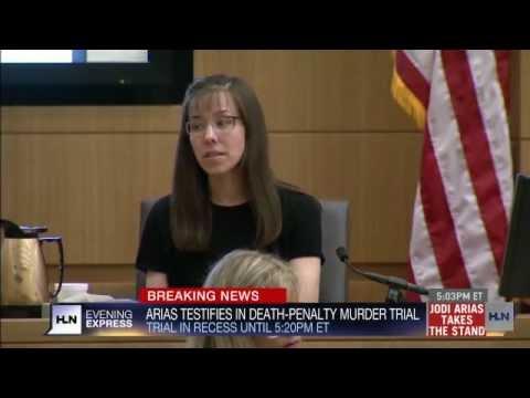 jodi arias testifies in death penalty murder trial jodi arias
