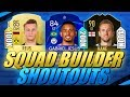 100K/200K/400K HYBRID SQUAD BUILDER SHOUTOUTS FIFA 19 ULTIMATE TEAM
