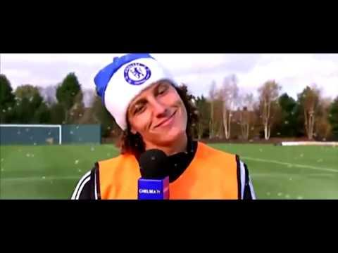 David Luiz and he will always in my heart.