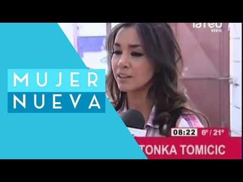 Los lujos de Tonka Tomicic - YouTube